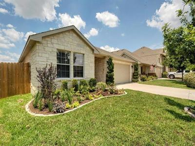 Leander Single Family Home For Sale: 2105 Cactus Valley Dr