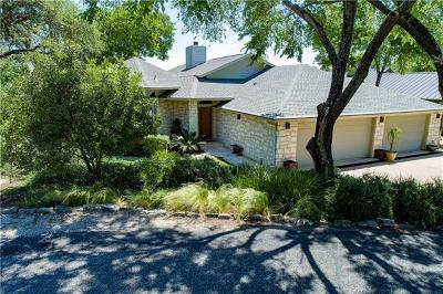 Spicewood Single Family Home For Sale: 411 Coventry Rd