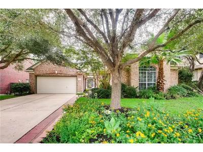 Round Rock Single Family Home For Sale: 2207 Buena Vista Ln