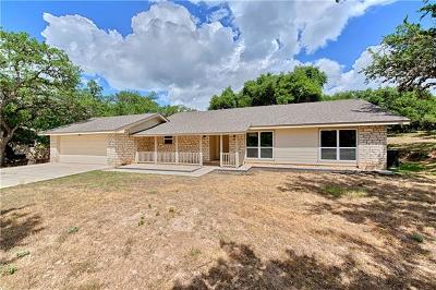 Wimberley Single Family Home For Sale: 60 Augusta Dr