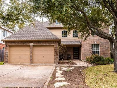 Austin Single Family Home For Sale: 8540 Foxhound Trl