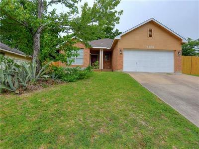 Austin Single Family Home For Sale: 5208 Walnut Grove Ct