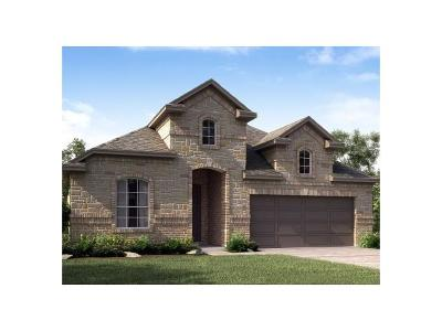 Round Rock Single Family Home For Sale: 708 Expedition Way