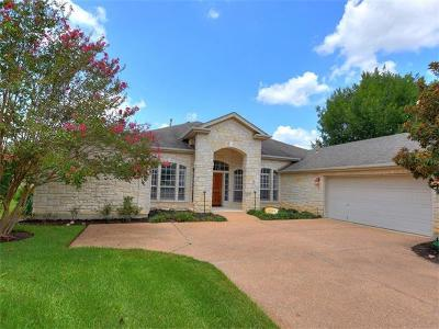Austin Single Family Home For Sale: 11104 County Down Dr