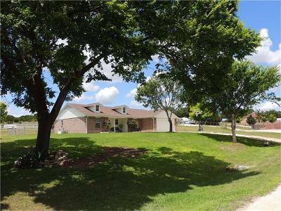 Kempner Single Family Home Pending - Taking Backups: 371 County Road 3368