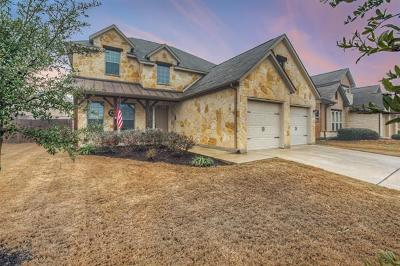 New Braunfels Single Family Home For Sale: 2084 Pecan Gable