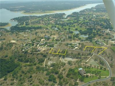 Barton Creek Lakeside, Barton Creek Lakeside Ph 01, Barton Creek Lakeside Ph 03, Barton Creek Lakeside The Ranch, Barton Creek Lakeside, Ranch Section 10, Barton Creek Lakeside/Ranch Sec 3, Barton Creek Lakeside/The Ranch Residential Lots & Land For Sale: (Lot 11) Hidden Hills Dr