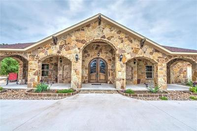 Bastrop Single Family Home For Sale: 109 Woodland Ct