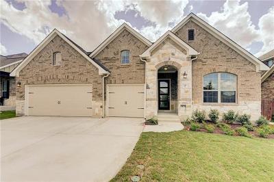 Leander Single Family Home For Sale: 221 Sangiovese St