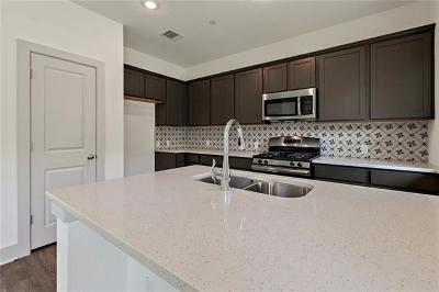 Leander Condo/Townhouse For Sale: 2140 Local Rebel Loop