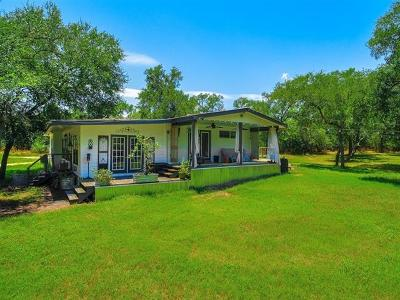 Bastrop County Single Family Home For Sale: 140 McDowell Rd #B