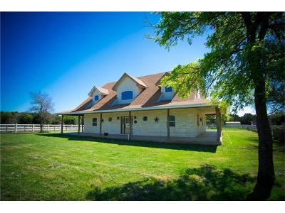 Lampasas Farm For Sale: 1825 Fm 2340