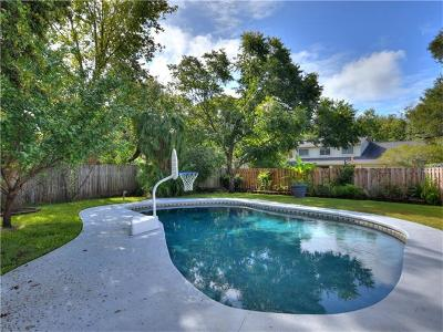 Travis County Single Family Home For Sale: 8112 Greenwich Meridian