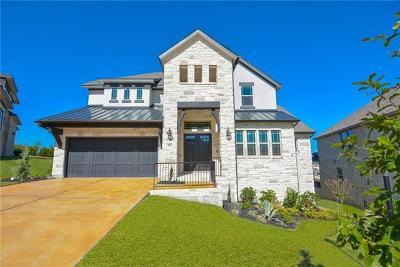 Austin Single Family Home For Sale: 394 San Donato Cv