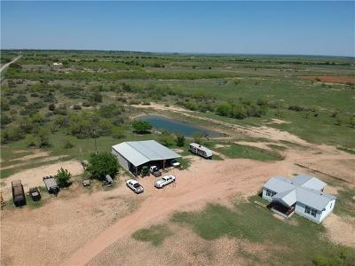 Burnet County, Lampasas County, Bell County, Williamson County, llano, Blanco County, Mills County, Hamilton County, San Saba County, Coryell County Farm For Sale: 7315 Fm 2997