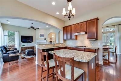 Austin Single Family Home For Sale: 608 Twelve Oaks Ln
