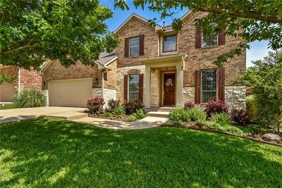 Leander Single Family Home For Sale: 2516 Highland Trl
