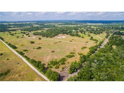 Liberty Hill Farm For Sale: 370 Tract 005 County Rd 204