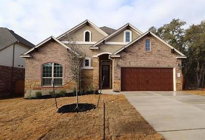Georgetown Single Family Home For Sale: 224 Lockhart Loop