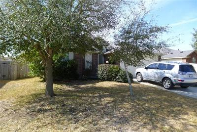 Kyle Single Family Home For Sale: 221 Leonardo