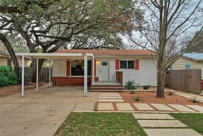Hays County, Travis County, Williamson County Single Family Home For Sale: 904 Philco Dr