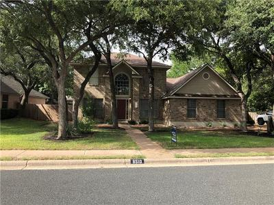 Travis County, Williamson County Single Family Home For Sale: 8510 Delavan Ave