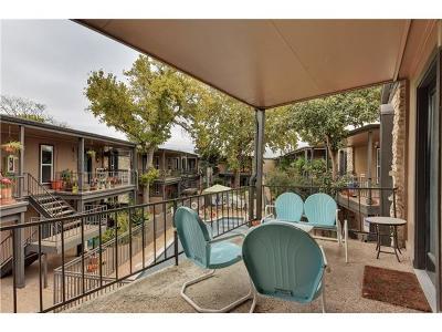 Austin Condo/Townhouse For Sale: 5820 Berkman Dr #206