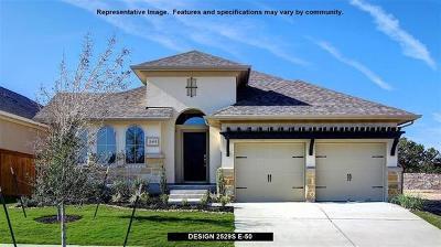 Leander Single Family Home For Sale: 2400 Brook Crest Way