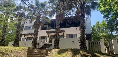 Lago Vista Single Family Home For Sale: 3907 Boat Dock Rd