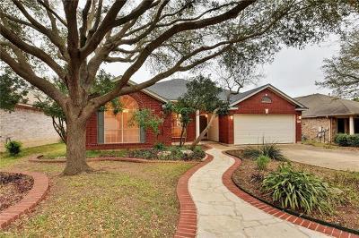 Austin Single Family Home Pending - Taking Backups: 8616 Barrow Glen Loop