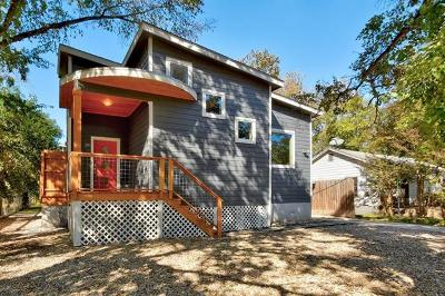 Austin Single Family Home For Sale: 1128 Saucedo St