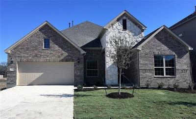 Leander Single Family Home For Sale: 2700 Hudson Ln