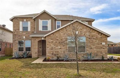 Pflugerville Single Family Home For Sale: 18601 Star Gazer Way