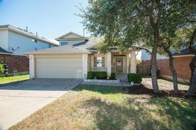 Hays County, Travis County, Williamson County Single Family Home For Sale: 1103 Stone Forest Trl