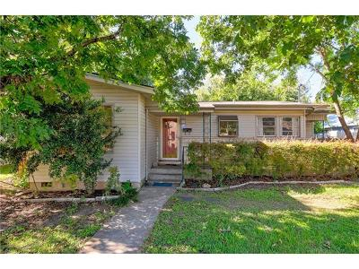 Travis County Single Family Home For Sale: 1405 Brentwood St