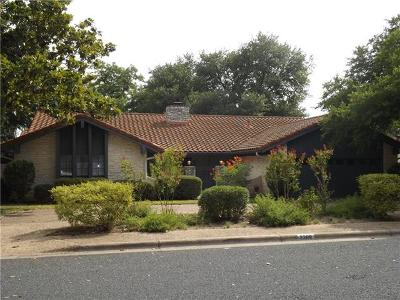 Single Family Home For Sale: 2209 Baltusrol Dr