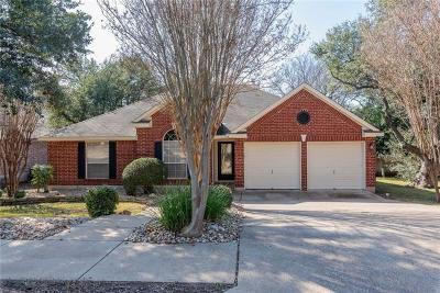 Round Rock Single Family Home For Sale: 3749 Newland Dr