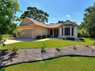 Georgetown Single Family Home For Sale: 109 Longhorn Trl