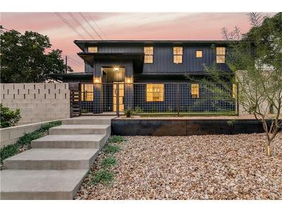 Austin Single Family Home Pending - Taking Backups: 914 W Annie St