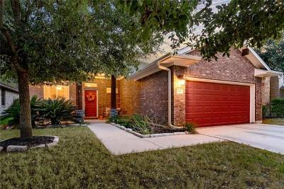 San Marcos Single Family Home For Sale: 110 Fence Line Dr