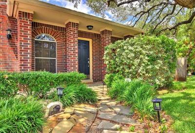 Cedar Park Single Family Home Pending - Taking Backups: 2505 Tierra Blanco Trl