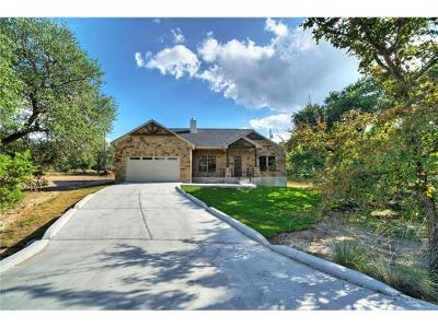 Spicewood Single Family Home Pending - Taking Backups: 602 Coventry Rd
