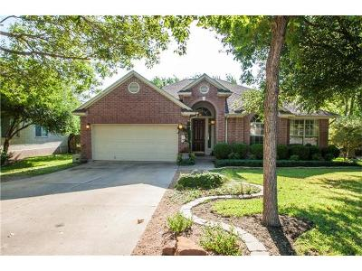 Pflugerville Single Family Home Pending - Taking Backups: 2105 Bethesda Ct