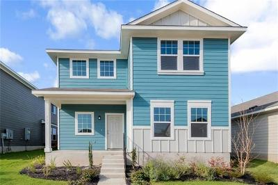 San Marcos Single Family Home For Sale: 237 Horsemint Way