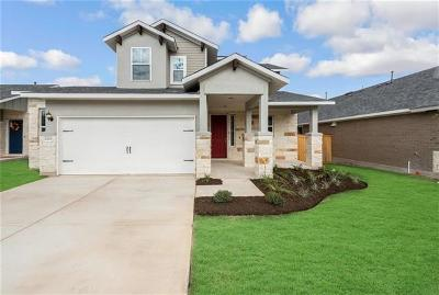 Leander Single Family Home For Sale: 2404 Burberry Ln