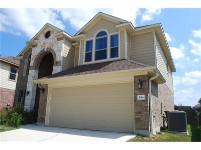 San Marcos TX Single Family Home Pending: $224,000