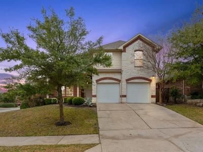 Round Rock Single Family Home Pending - Taking Backups: 1112 Hidden View Pl