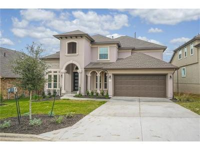 Austin Single Family Home For Sale: 320 Mary Elise Way