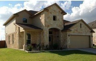 Killeen Single Family Home For Sale: 2605 Black Orchid Dr