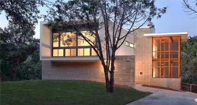 Travis County Single Family Home For Sale: 3015 Geronimo Trl
